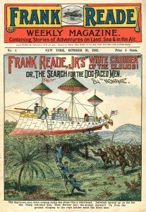 _43 frank reade weekly 1_1902 White Cruiser